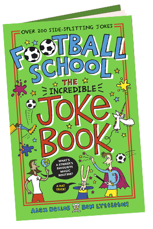 The Incredible Joke Book