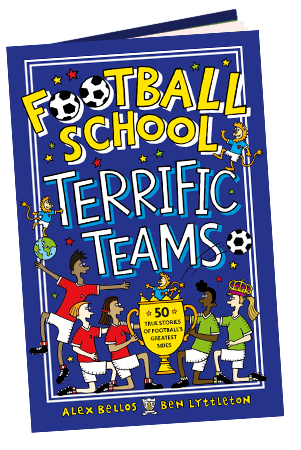 Terrific Teams: 50 True Stories of Football's Greatest Sides